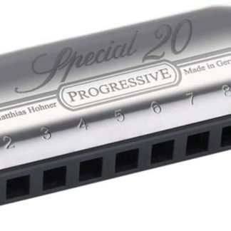 NEW Hohner (560PBX-A) Special 20 Key Of A Hamonica